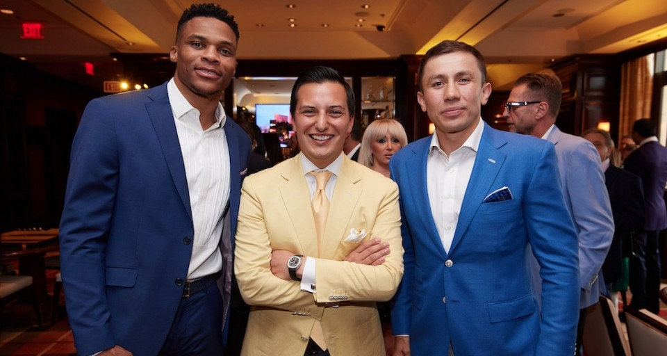 House Of Bijan Celebrates Las Vegas Boutique Opening With Private, Star-Studded Party