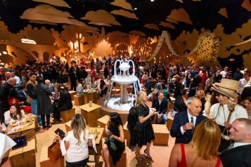 Hermès Palo Alto Boutique Opening Party