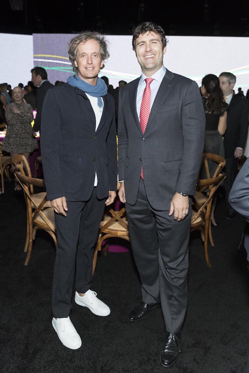 Yves Behar and Zachary Bogue