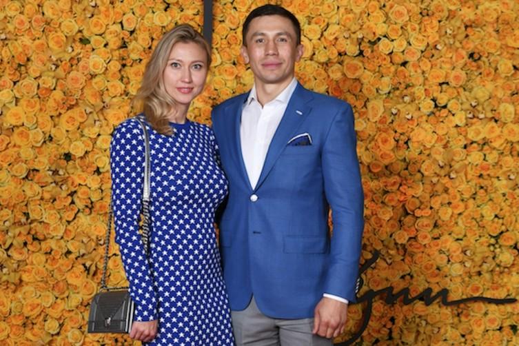 Alina & Gennady Golovkin