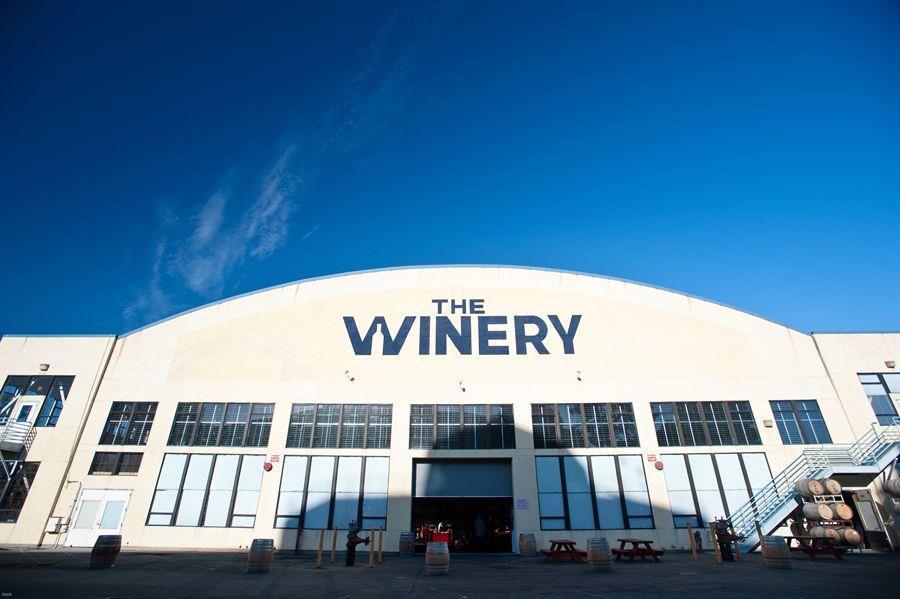 The Winery SF on Treasure Island