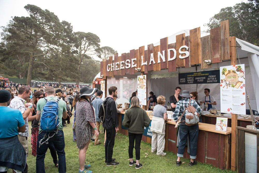 Cheese Lands
