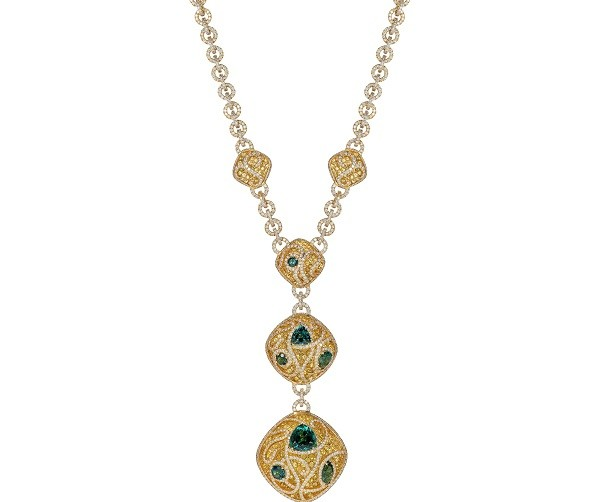 Avakian necklace from the High Jewelry Collection