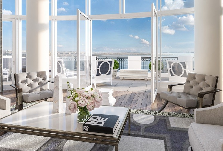 The Boston Harbor Hotel Prepares To Unveil Boston's Most Expensive And Luxurious Presidential Suite