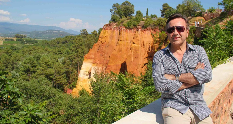 A Summertime Journey On The Road Through Provence With Daniel Boulud