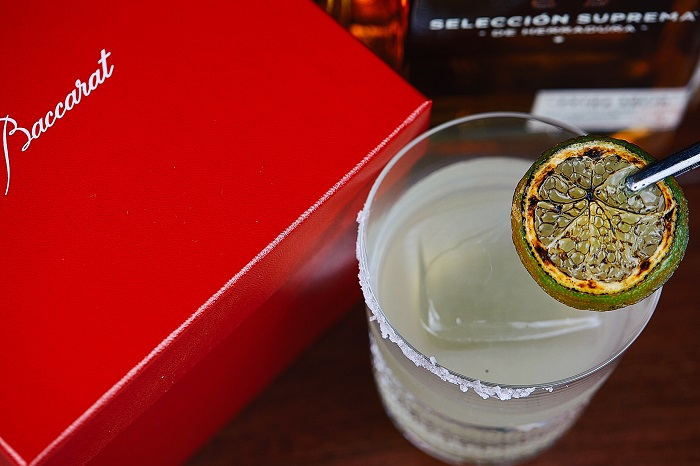 Flemings $100 Prime Margarita