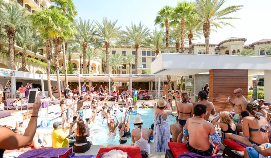 Where To Party In Las Vegas Over Memorial Day Weekend 2018