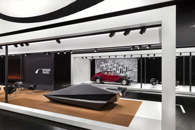 Grand Basel - Exhibition Concept
