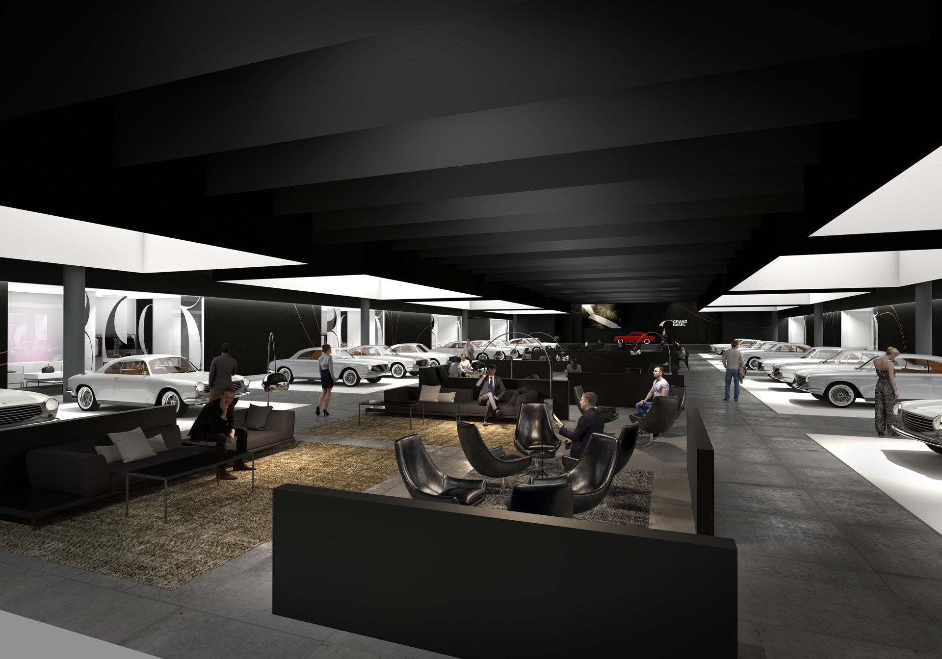 Grand Basel - Exhibition Concept Rendering 3