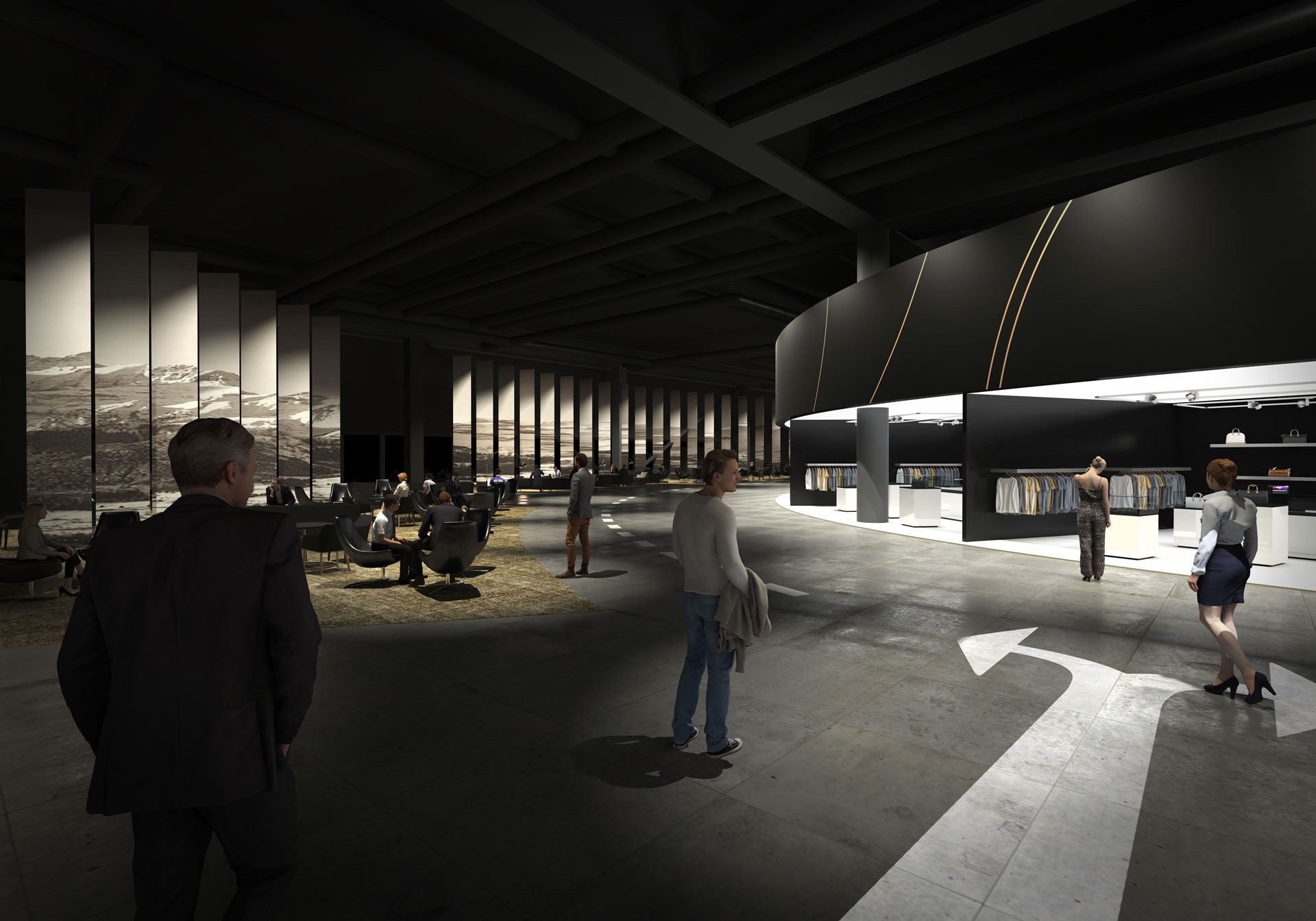 Grand Basel - Exhibition Concept Rendering 4