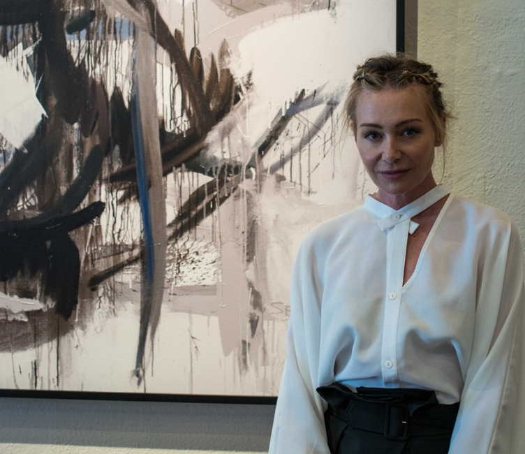 Portia De Rossi New Hair: Portia De Rossi On The Launch Of Her Art Company General