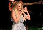 Carrie Underwood Shines At Intimate Show In Napa