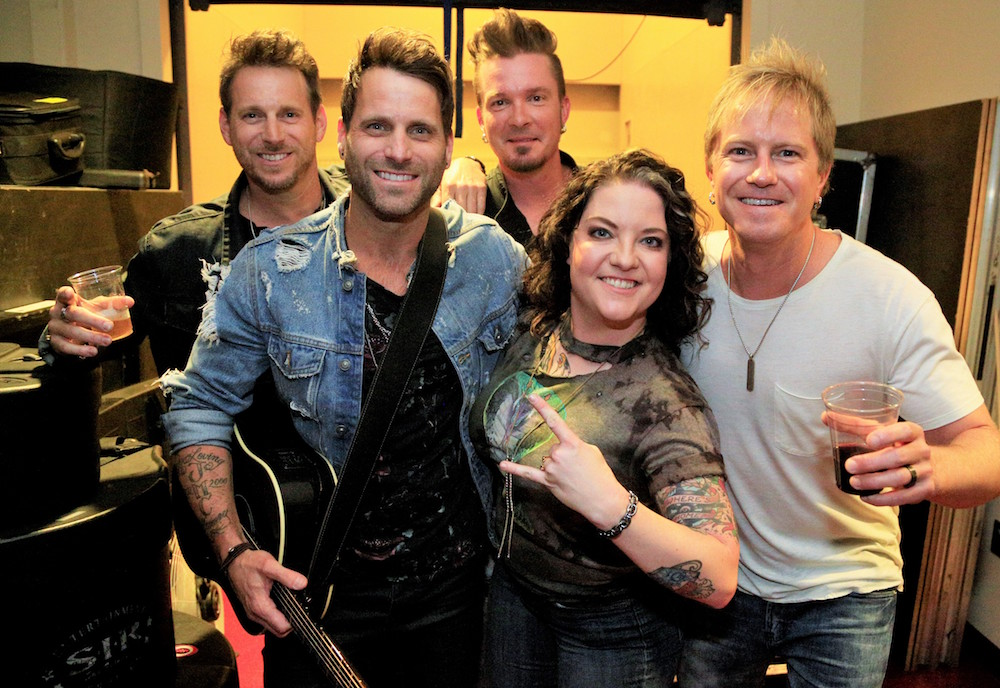 Parmalee and Ashley McBryde