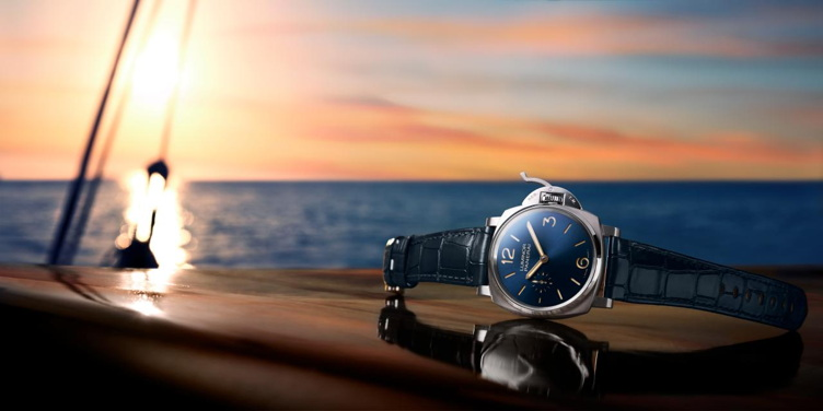 Panerai Luminor due 3 Days Automatic Titanio_46mm