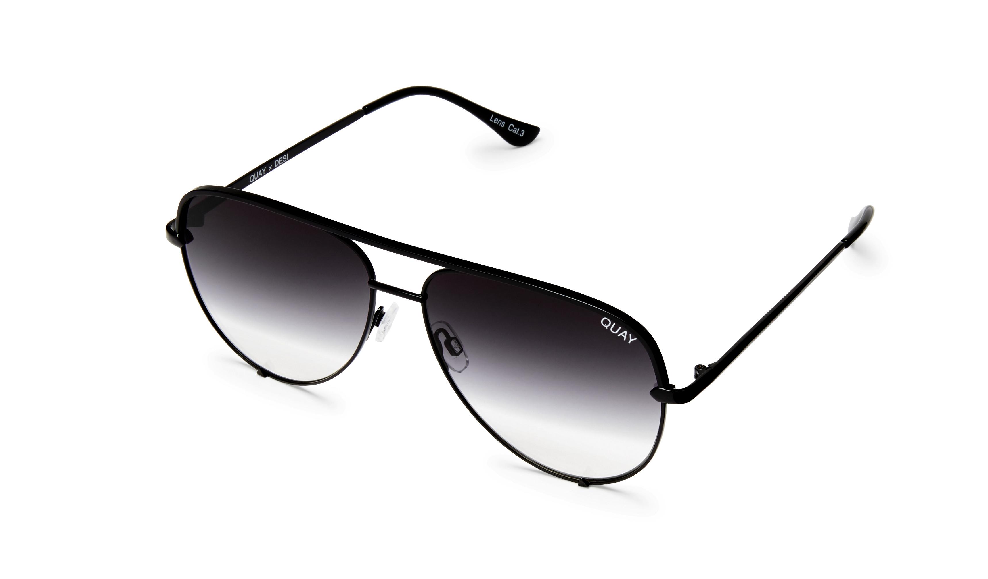 c08aa4e700c3 Sunglasses Brand Quay Australia Throws Shade In Sunny Las Vegas