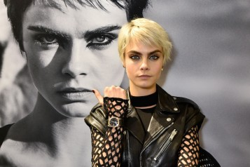A Celebration Of TAG Heuer Brand Ambassador Cara Delevingne's New Campaign