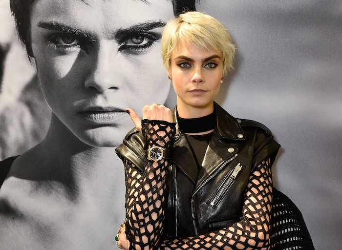 Cara Delevingne On Being Fearless, Her New Tag Heuer Campaign And Her Wishes For Prince Harry On His Big Day
