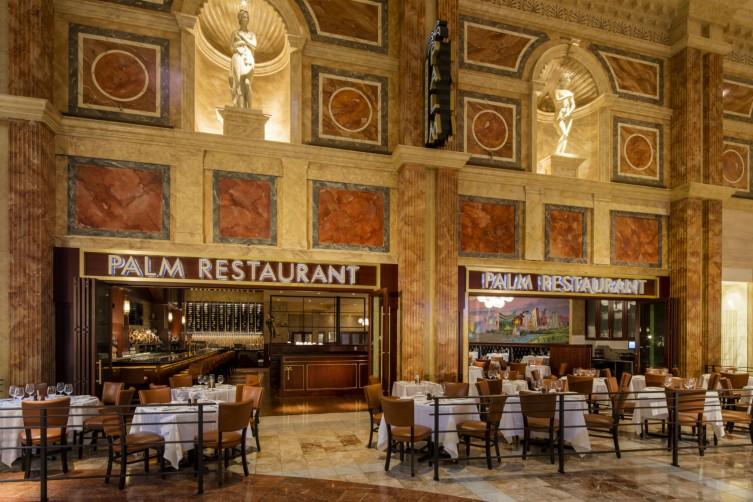 The Palm Restaurant Las Vegas_Exterior