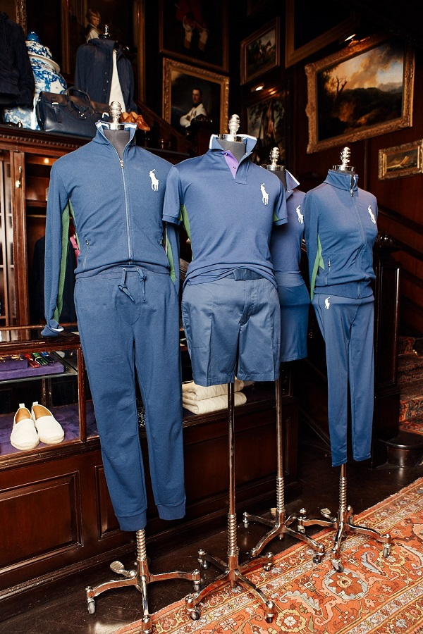 RLX Ralph Lauren does first collaboration with pro golfer Billy Horschel Collection. US Open Golf Collection.