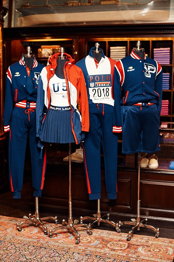 RLX Ralph Lauren does first collaboration with pro golfer Billy Horschel Collection. US Open Tennis Collection