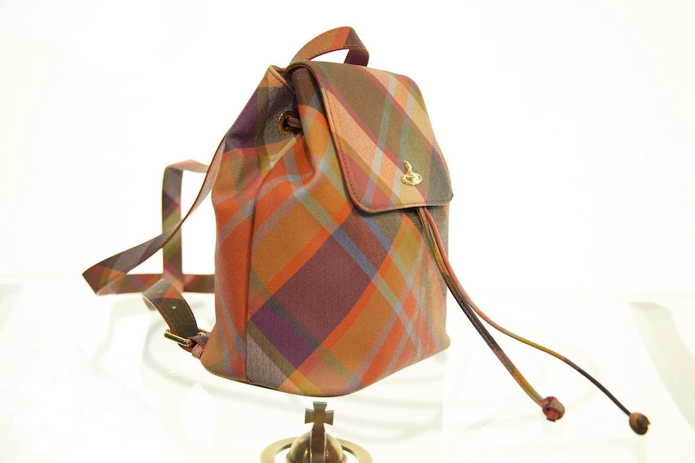 Shop for this backpack at the Vivienne Westwood pop-up