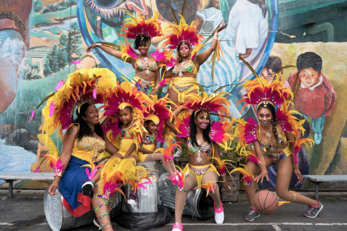 The 2017 Carnival parade