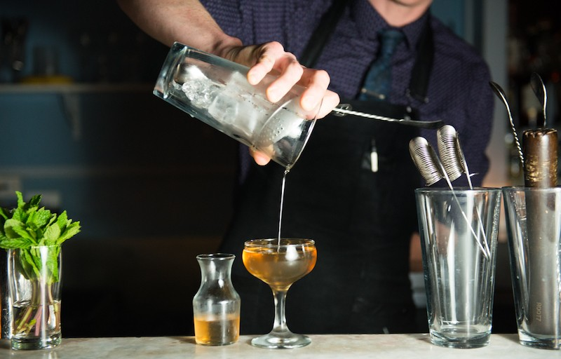 A Cocktail Experience At The Violet Hour Is One Not To Miss