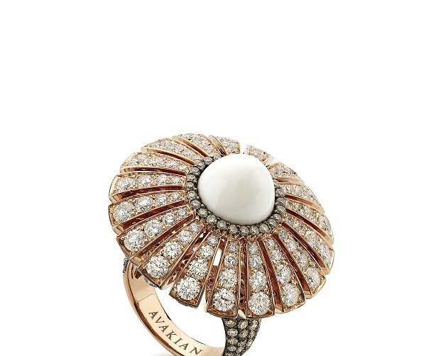 Avakian ring from the Gatsby Inspired Jewelry Collection