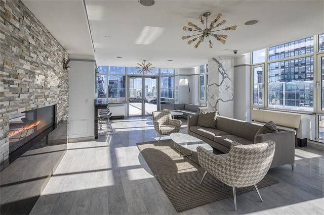 635 West 42nd St., #41H, New York. NY. Photo: courtesy of Christie's International Real Estate.
