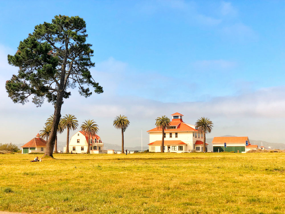 The Presidio in San Francisco