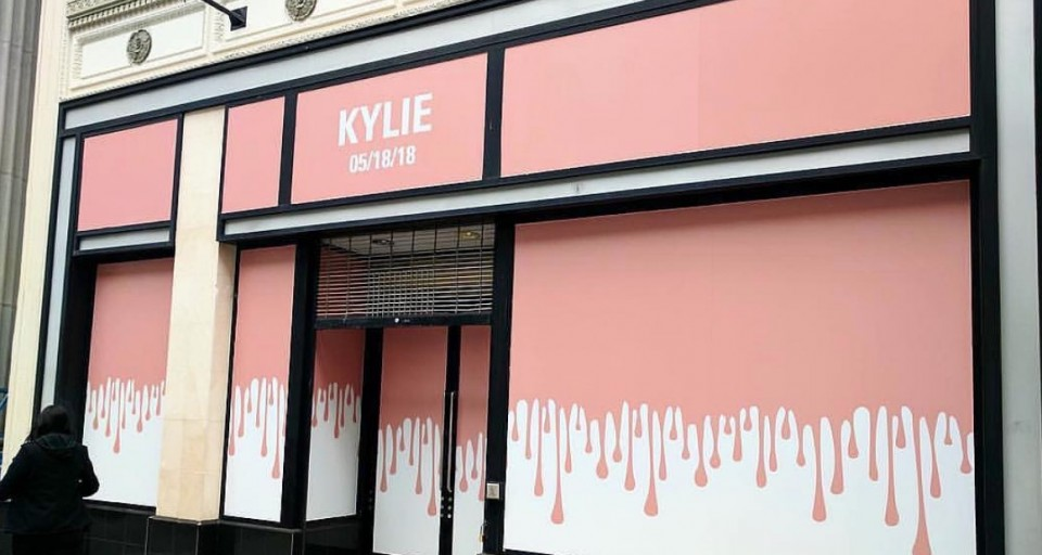 Kylie Jenner's Makeup Pop-Up Opens This Friday In San Francisco