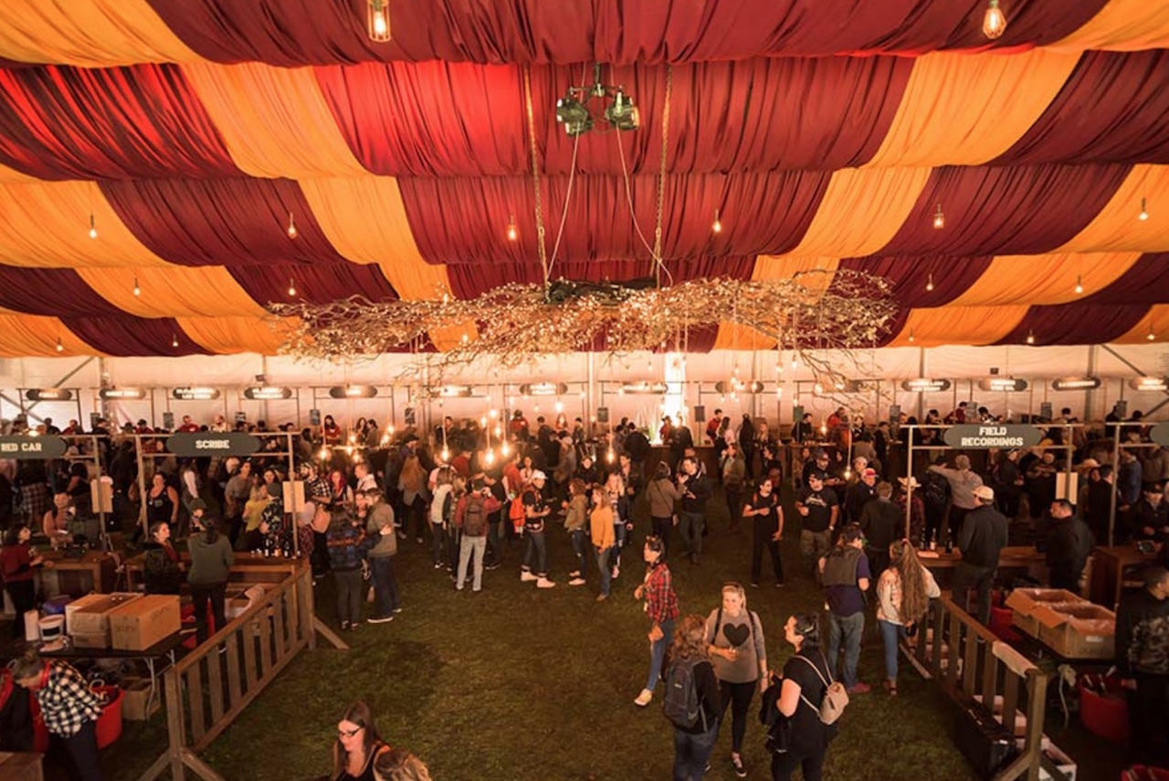 Wine Lands at last year's OSL