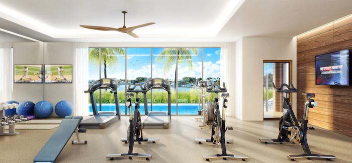 121 Marina Gym