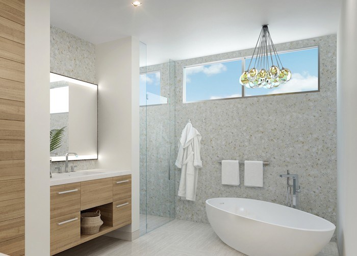 121 Marina Master Bathroom
