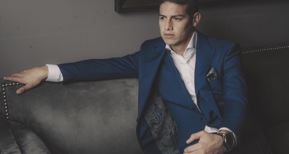 Colombian Soccer Superstar James Rodríguez Is Calling The Shots On The Field And In His Career