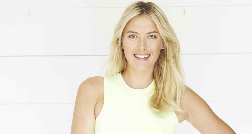 Maria Sharapova's Guide To Her Favorite Places In L.A.