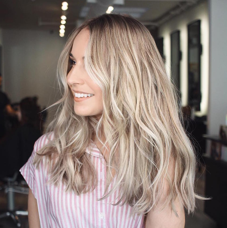 A cut and color by Evan
