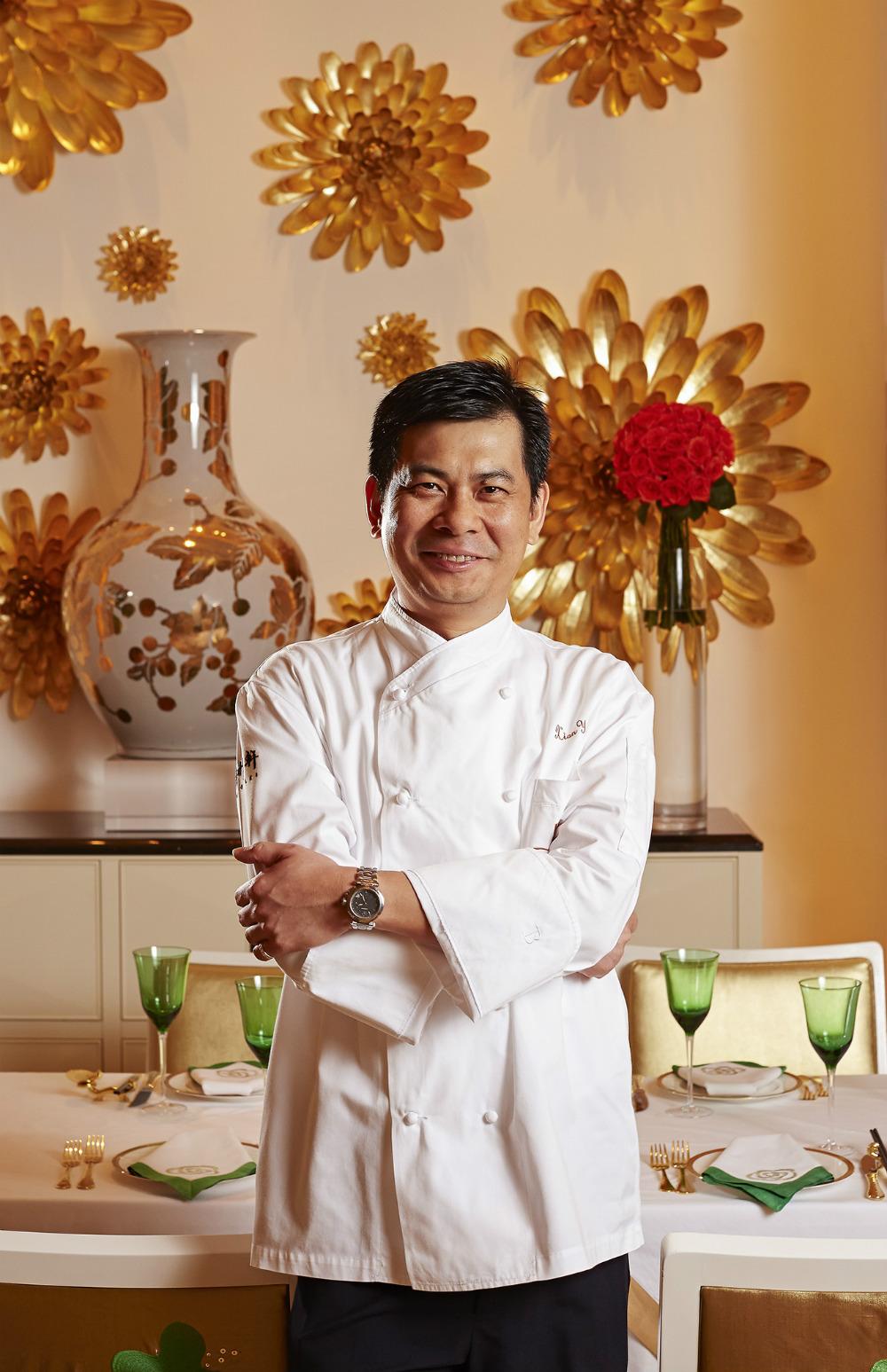 Chef Ming