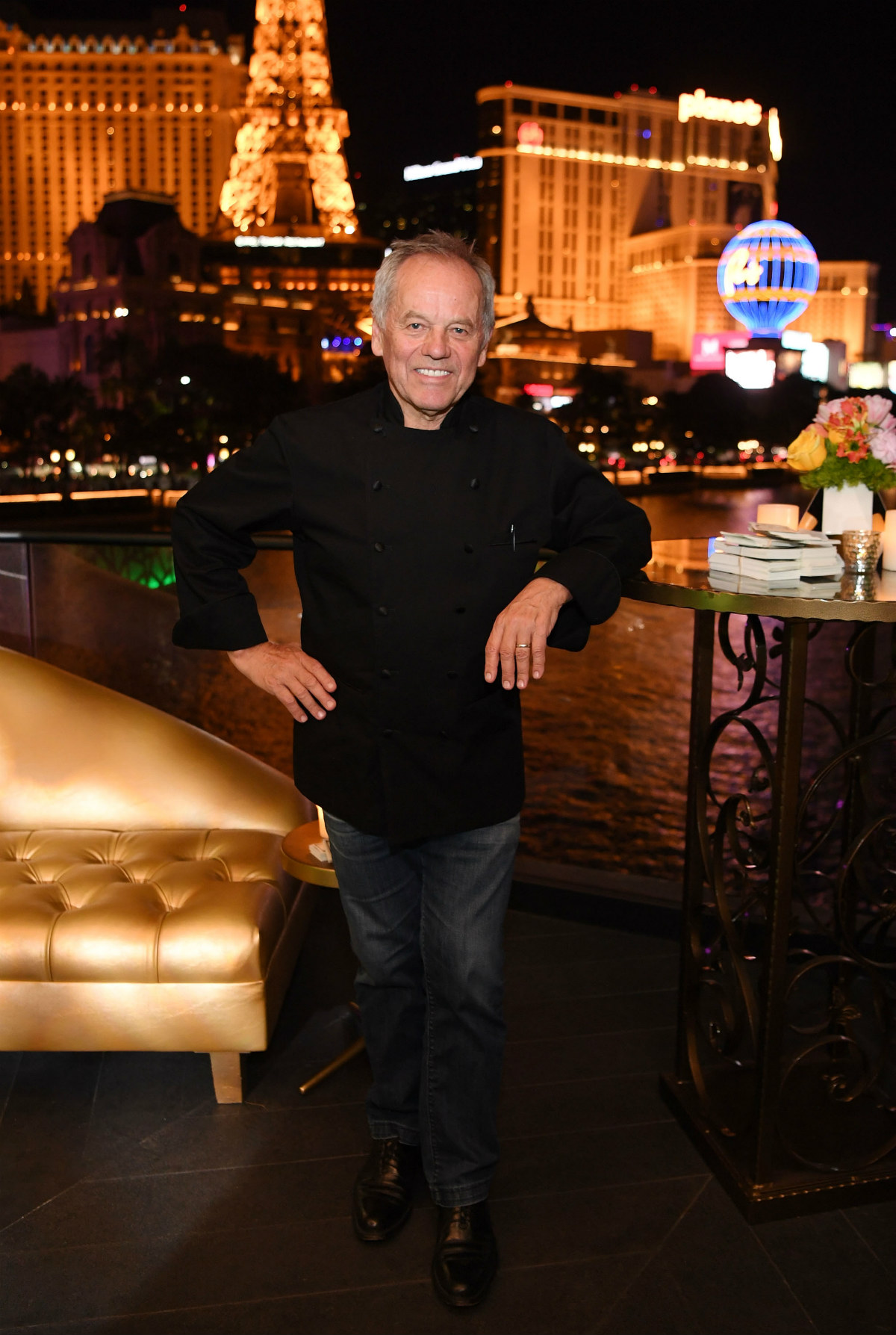 Wolfgang Puck at Bellagio Casino Resort
