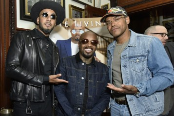 Haute Living Honors Jermaine Dupri's Induction Into The Songwriters Hall Of Fame