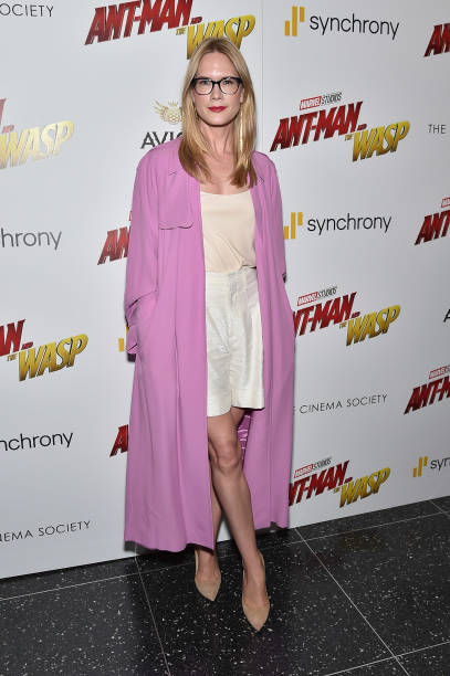 Stephanie March attends the 'Ant-Man And The Wasp' New York Screening