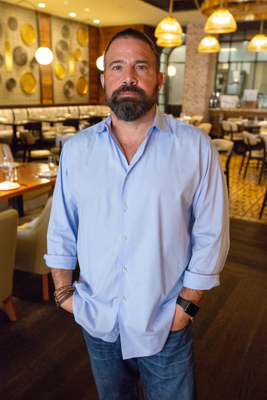 Andy Masi, Founder and CEO of Clique Hospitality