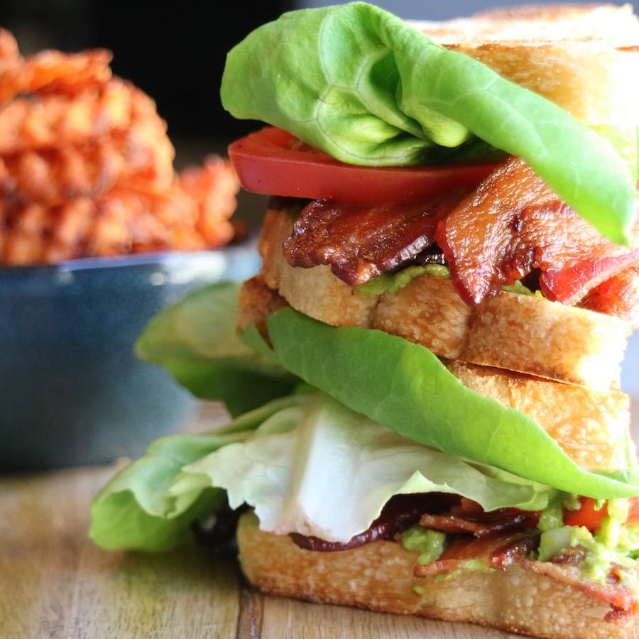 The BLTG sandwich