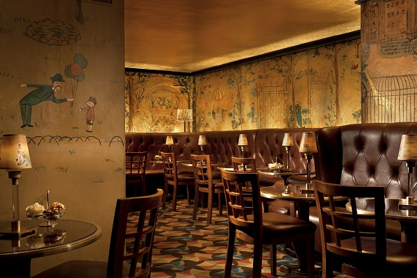 List Upscale NYC Bars Bemelmans at The Carlyle