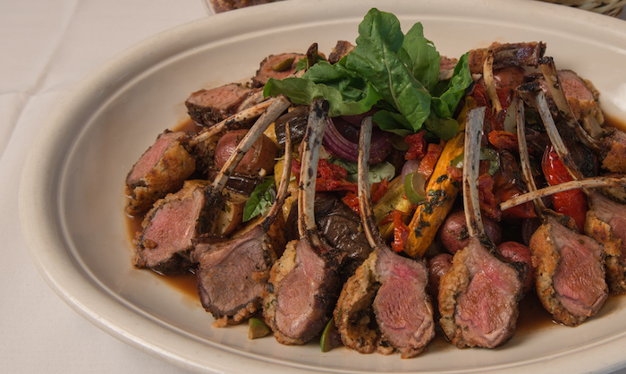 Carmine's Rack Of Lamb