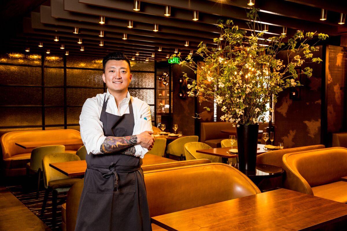 Chef Howard Ko