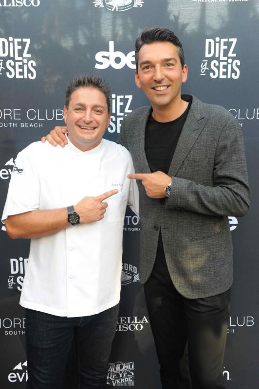 Chef Jose Icardi & Sebastien Silvestri1