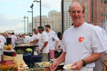 Chef Richard Rayment – Seaport Hotel