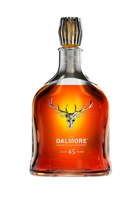 """Age has gracefully nurtured this distinguished spirit to make it one of The Dalmore's greatest aged icons - flawless perfection!""- Richard Paterson"