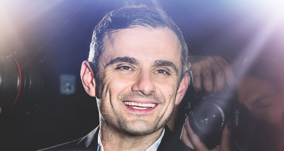 Gary Vaynerchuk Is The Definition Of A New-Age Entrepreneur—And He's Just Getting Started